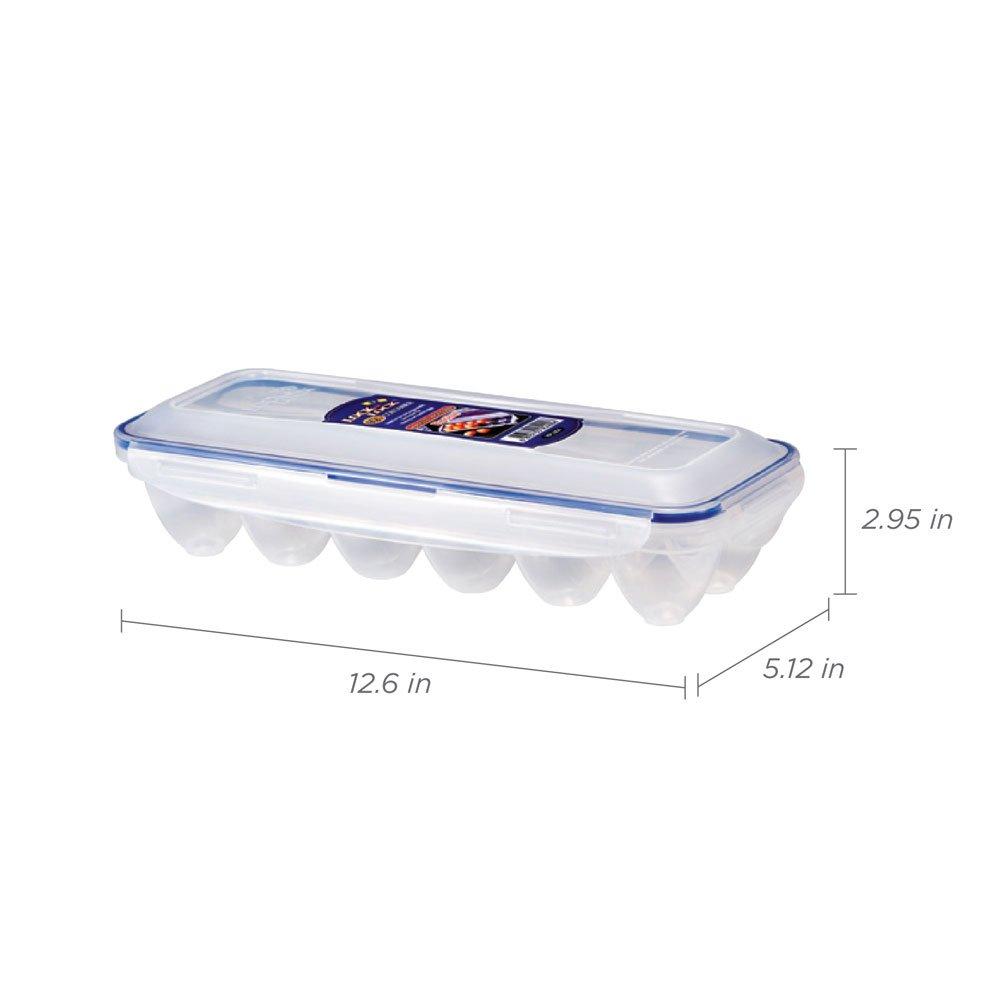 LOCK & LOCK Eggs Dispenser, Holder for 12 Eggs