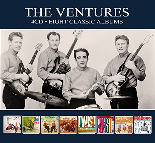 8 Classic Albums (The Very Best Of The Ventures)
