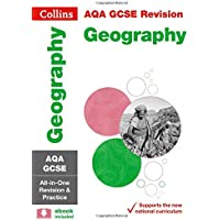 AQA GCSE 9-1 Geography All-in-One Revision and Practice (Collins GCSE 9-1 Revision)