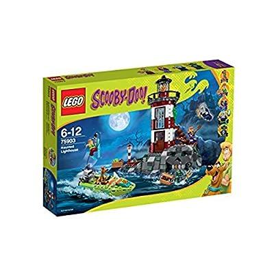 Lego 75903 - Scooby-Doo - Jeu de Construction - Le Phare Hanté