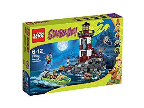 Lego Scooby Doo Haunted Lighthouse