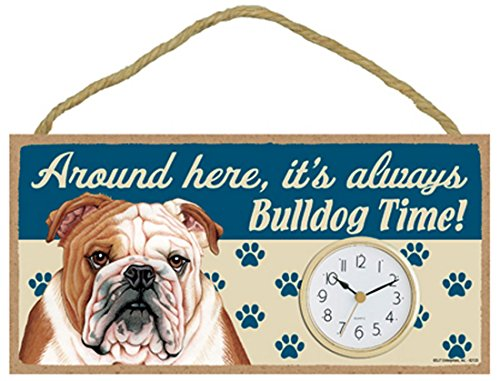 Around Here, It's Always Bulldog Time! 10