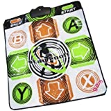 Generic Non-Slip Dance Revolution DDR Dancing Pad Mat Compatible for Microsoft Xbox 360 PC Game