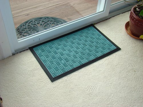 Kempf Water Retainer Mat, 18 by 30-Inch, Green