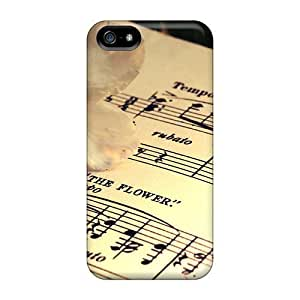 For Iphone 4/4S (flower) High-definition iphone series covers Runing's case