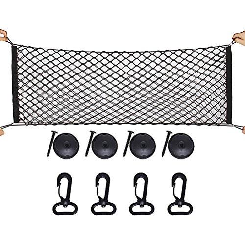 80 off cargo filet en nylon sicai 4 crochets coffre de voiture universel filet de nylon. Black Bedroom Furniture Sets. Home Design Ideas