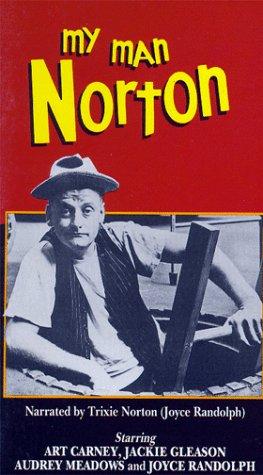 Honeymooners: My Man Norton [VHS]