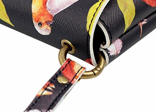 Cellphone Wallet Birds VINVEA Small Crossbody V001b Mini Purse Spring Cute wtXtS