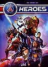 PSG Heroes, tome 2 : Péril galactique par Ferré