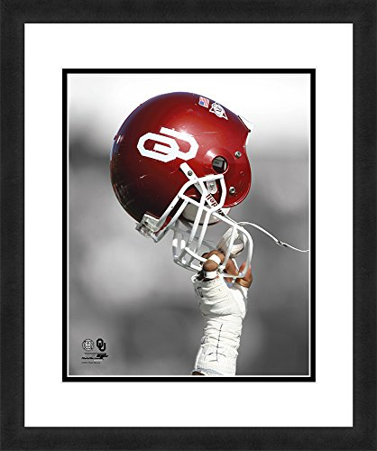 - NCAA Oklahoma Sooners, Beautifully Framed and Double Matted, 18