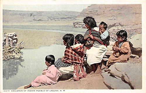 Children of Indian Pueblo Laguna, New Mexico, NM, USA Indian - For Kids Pueblo