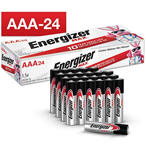 Energizer Aaa Batteries Triple A Max Alkaline Battery, 24 Count