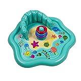 Aqua Leisure at The Beach Baby Splash Mat (No Canopy) Splash Mat