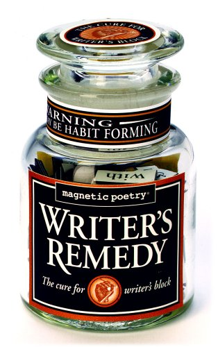 Magnetic Poetry Magnetic Poetry Writer's Remedy