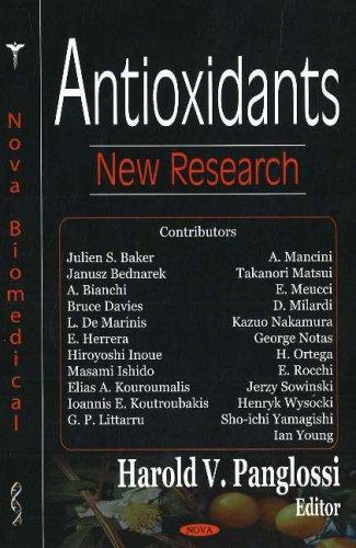 Download Antioxidants: New Research (Nova Biomedical) ebook