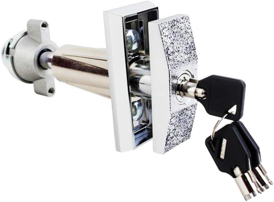 Cerradura para máquina expendedora-Caja de seguridad universal Cerradura para gabinete Cerradura de seguridad para máquina expendedora de refrescos-con 3 Unids Llaves