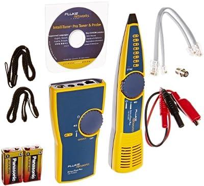 Fluke Networks MT-8200-50A IntelliTone 100 Toner and Probe Kit