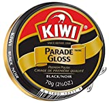 Kiwi Giant Black Parade Gloss Shoe Polish (2.5 oz Tin)
