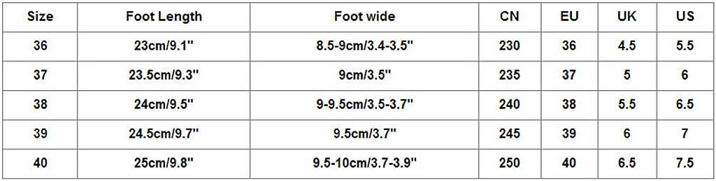 Wozow Femmes Maille Respirante Slip On Chaussures Course Sport Couleur Unie En Plein Air, Running, Respirantes, Basket Pas Cher Plate Grande Taille Plateforme Sneaker Noir
