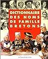 Dictionnaire des noms de famille Bretons par Deshayes
