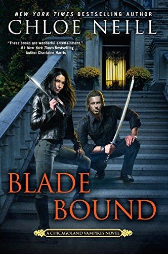 - Blade Bound (Chicagoland Vampires Book 13)