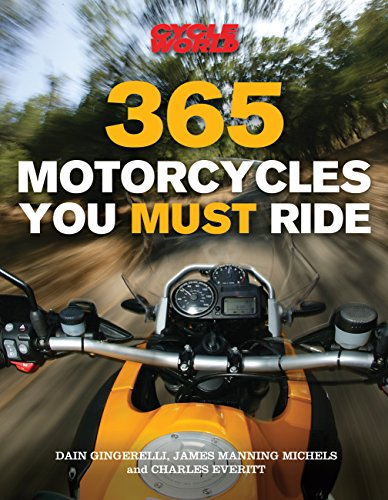 Pdf Transportation 365 Motorcycles You Must Ride
