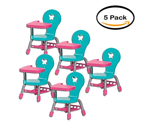 PACK OF 5 - My Life As School Chair by myLife Brand Products