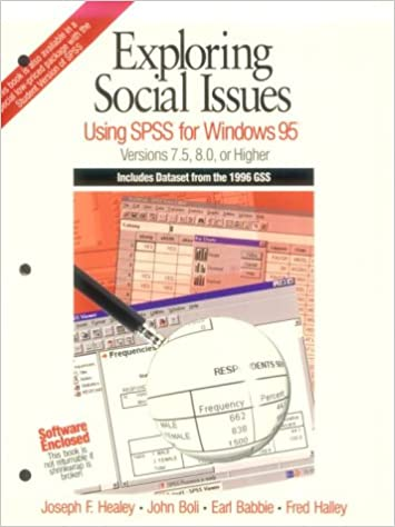 9780761985174: adventures in criminal justice research: using spss.