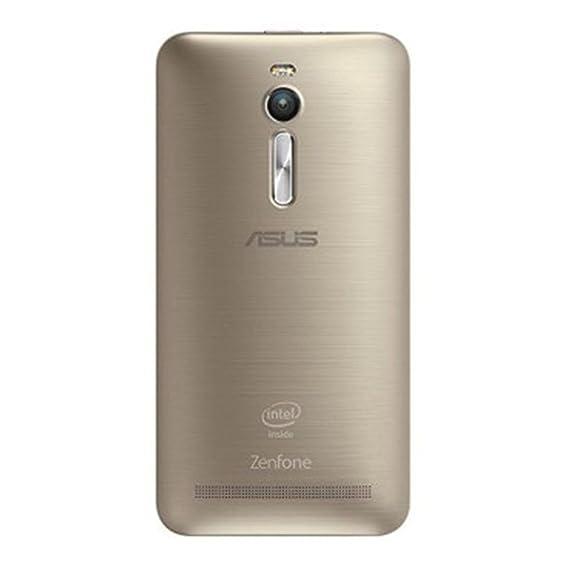 timeless design 1fa4d 50b4f ASUS Zenfone 2 Zen Case Battery Back Cover Door in Retail Packaging  (Replacement Case for ZE551ML) (Gold)