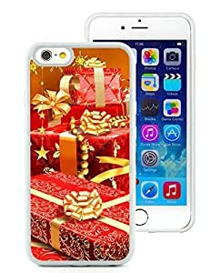 Hot Sell Case Cover For Apple Iphone 5/5S Merry Christmas White Hard Case 45