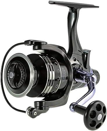 und Hinterradbremse Rad Sea Fishing Runde Angelrolle,3000model 1 Angelrolle 3000-6000 IFR Doppel Abladerolle Full Metal Wire Cup Vorder 11