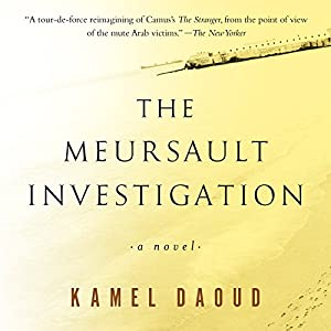 The Meursault Investigation Audiobook