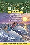Magic Tree House Volumes 9-12 Boxed Set: Books 9-12 (Magic Tree House Collection)