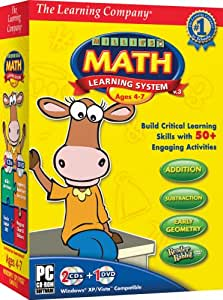 Amazon.com: TLC Millie's Math Learning System 2008 [Old