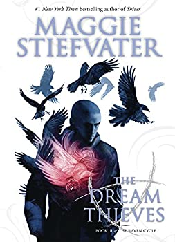 The Dream Thieves by Maggie Stiefvater science fiction and fantasy book and audiobook reviews