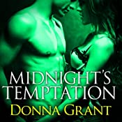 Midnight's Temptation: Dark Warriors, Book 7 | Donna Grant