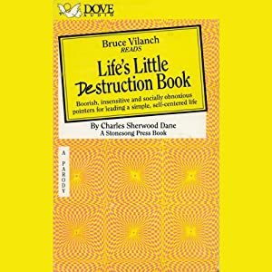 Life's Little Destruction Book Audiobook