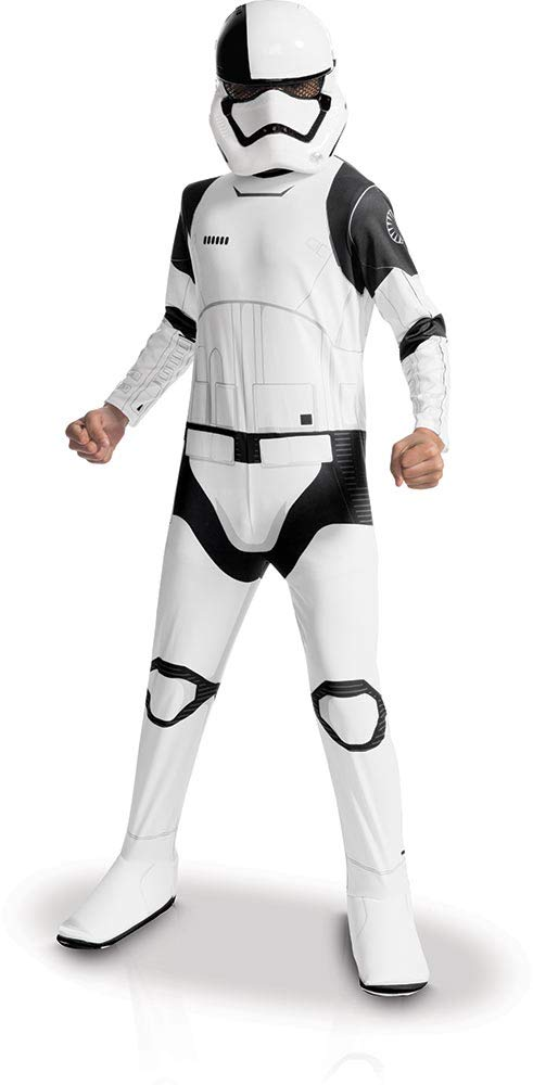 Rubies Star Wars Episode VIII: The Last Jedi, Childs Executioner Trooper Costume, Small