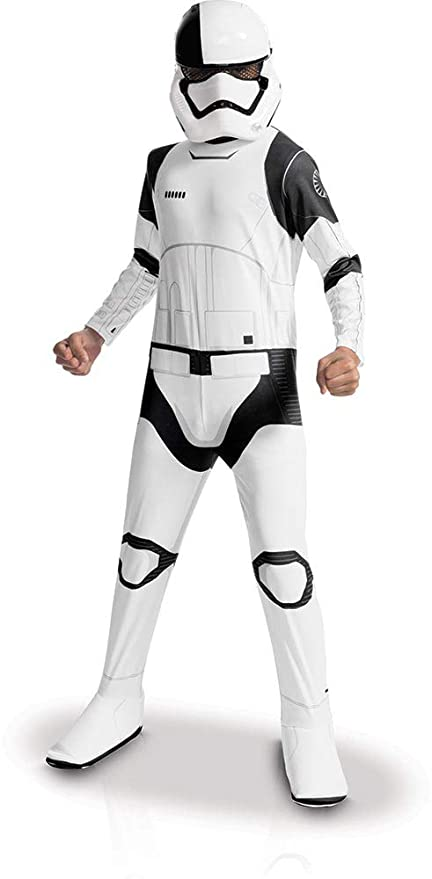Rubies Star Wars Episode VIII: The Last Jedi, Childs Executioner Trooper Costume, Large