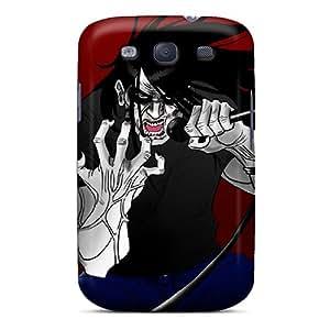 Premium Dethklok Back Cover Snap On Case For Galaxy S3