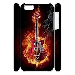 C-Y-F-CASE DIY Design Rock and Roll Pattern Phone Case For iPhone 5C wangjiang maoyi