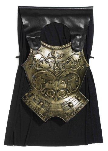 Roman Chest Plate And Cape Costume For -