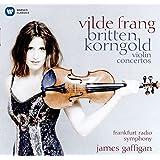 Britten Korngold Violin Concertos