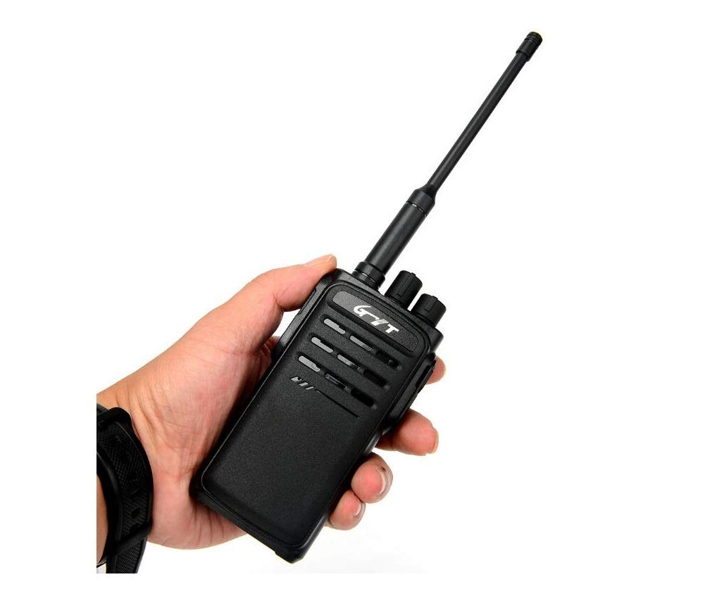 LWTOP 12W High Power Handheld Walkie-Talkie 10KM HS-500SPLUS UHF Hotel Site Dustproof and Waterproof by LWTOP (Image #6)