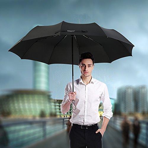 Bodyguard Travel Umbrella 10 Ribs Finest Windproof