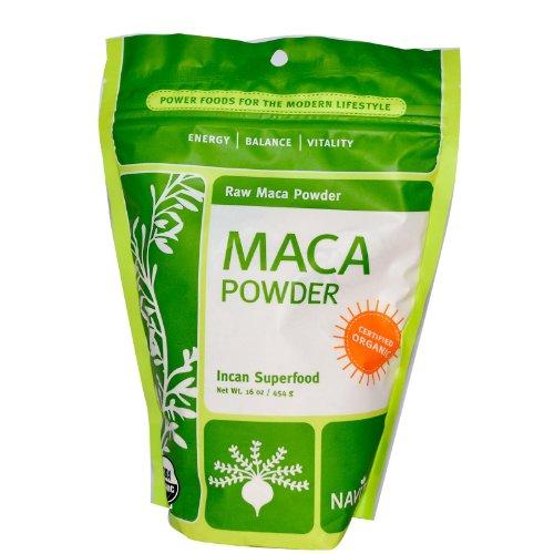 - Raw Maca Powder