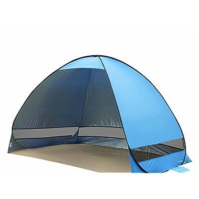 Ailin home- Tente extérieure Vitesse automatique à l'ombre Tentes de pêche Tentes de plage