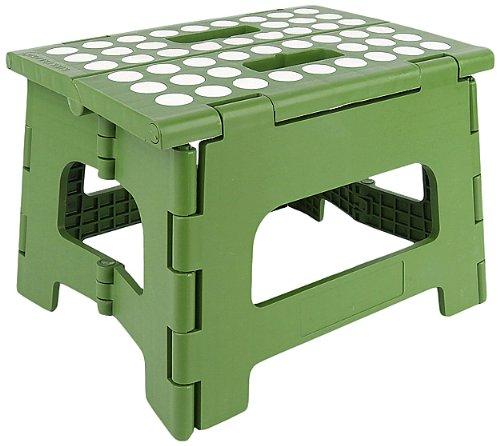 Kikkerland 折叠小凳 便携轻巧!