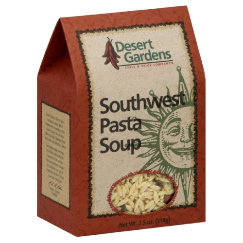 Desert Gardens Soup Mix Southwestern Pasta, 7.5-Ounce (Pack of 6)