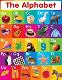 Scholastic Teacher's Friend Alphabet Chart, Multiple Colors (TF2506)